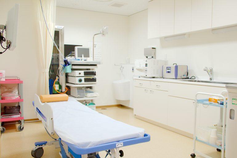 診察室|荒井駅前のぐち内科クリニック